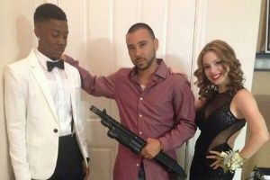 10 Dads Who Took Their Daughters` Prom Pictures To A Whole New Crime Level