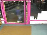 Funny video compilation of glass doors fail