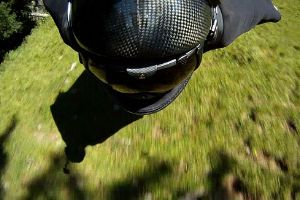 Low Wingsuit Flying: Incredible Thrill, But `No Second Chance`