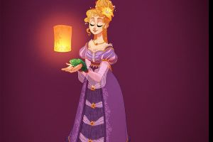 Disney Princesses in accurate fashion (8 photos)