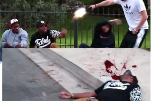 A possible outcome in the near future for those who continue to make `In The hood` pranks. Oh my gosh!!