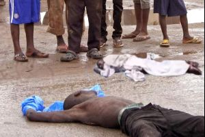 Scary: `The entire city is covered in bodies, there is nothing we can do` said Ebola Ambulance driver
