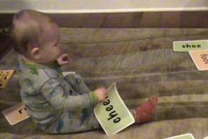 What This Clever Baby Can Do Is Mind-Blowing. He Is Basically A Genius.