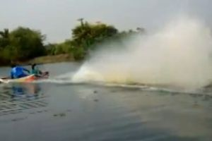 Insane Homemade Speed Boat from Thailand