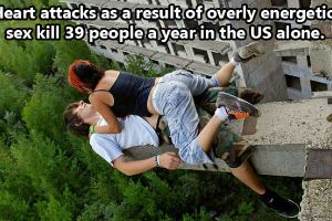 Shocking Things That Kill People Annually. These facts Are Mind-Blowing