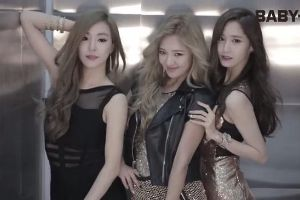 Girls` Generation looking hot in Baby G commercial