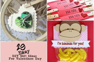 29 DIY Valentine`s Day Gifts For Every Sweetheart On Your List