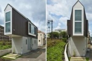 This Teeny Tiny House Seems Weird From The Outside, But When You Go Inside? WOW... Speechless!