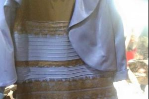 The Internet Is Tripping Out Over The Colour Of This Dress! Do You See White And Gold, Or Blue And Black?