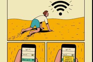 Cynical But Honest Illustrations About Our Modern Life (40 pics)