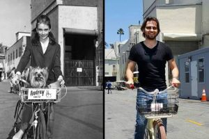 Guy Visits Locations Of Famous Movies To Compare How They Look Like Now (18 pics)