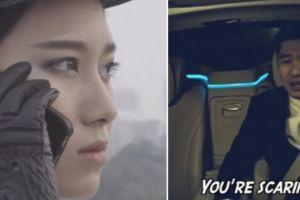 They Insulted Her Because She Was a Female Driver, Then She Used Her Real Skills to Get Revenge