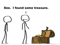 Treasure Chest - Who is smarter?