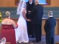 Wedding Disaster when flasher makes appearance...