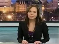 News anchor has a dirty mind