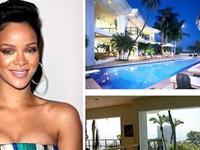 The houses of famous Hollywood celebrities