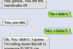 10 Funniest Texts from Dog