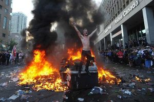 The Weirdest and Dumbest Reason Behind a Riot