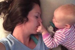 Co-Sleeping Is No-Sleeping (Gif pictures)