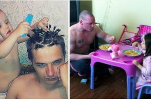 Dads Who Took Fatherhood To Awesome Levels. #19 For The Win!