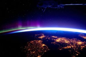 Simply Spectacular!!! Pictures of Earth from 200 Miles up in Space