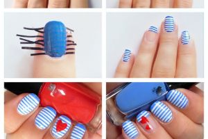 38 Valentine`s Day Nail Art DIY Ideas that You Will Love