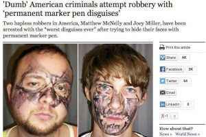 29 criminals that took stupidity to the next level (29 Photos)