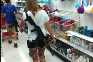 In America`s Most Violent City, You`re Free To Carry A Semi Automatic Weapon