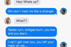 The New `Drizzy` App Lets You Text Using Only Drake Lyrics