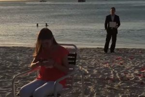 He Proposed To His Girlfriend Every Day For A Year… And She Had No Clue. Warning: Will Make You Cry