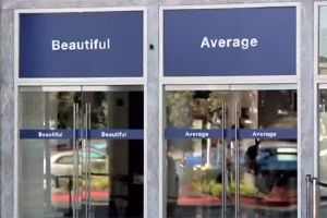 Mom Must Choose Between 2 Doors 'Beautiful and Average'. Watch What Happens When She Walks Through…