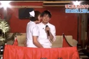 The Japanese Game Show with a Happy Ending (4 gifs + 1 video)