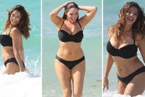 Sorry Kim Kardashian but The Woman Who Has The World`s Most Perfect Body Is...