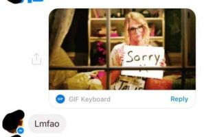 Mcdonald`s Employee Mistakes Girl For Coworker, Hilarious Facebook Trolling Ensues (8 pics)