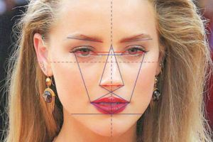 What Would The Most Beautiful Face In The World Look Like According To Scientific Research (5 pics + 1 gif)