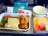 Which airline has the tastiest food?