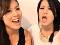 Two twin sisters make an amazing cover of Gangnam Style