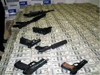 The Kingdom of power, gun and money - Mexican mafia home