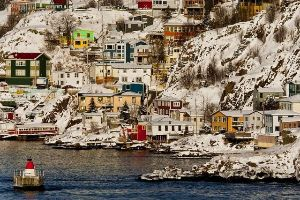 11 Beautiful Places in Winter (11 pics)