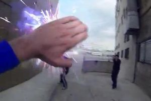 Epic Superman with a Gopro! So freaking awesome that it gets 3million views in ONE day
