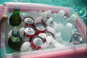 A Perfect Poolside Cooler That You Can Make Yourself at Home (10 pics)
