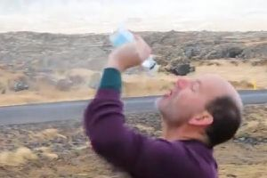 Trying to Drink Water in Iceland Is Challenging