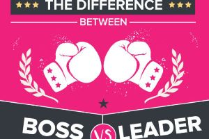 The Main Differences between a Boss and a Leader (11 pics)