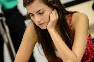The Hottest Chess Player Ever!