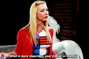 This FRIENDS Feature Will Make You Feel Old as Hell