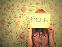 If you have never failed, you have never tried anything new