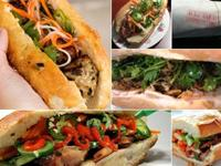 Sunday night, lazy to cook, try some Vietnamese Sandwiches (Banh Mi Vietnam)
