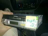 DIY: fake car radio to protect the real one
