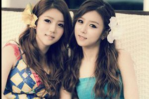 Korean Twin Sisters Turn Into Another Totally Different Twin Sisters After Plastic Surgery (14 pics)