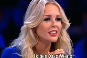 Chinese Man Got Terrible Racist Jokes On Holland`s Got Talent. And you thought America was racist!